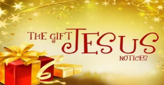The Best Gift to the One Who Loved Us Much