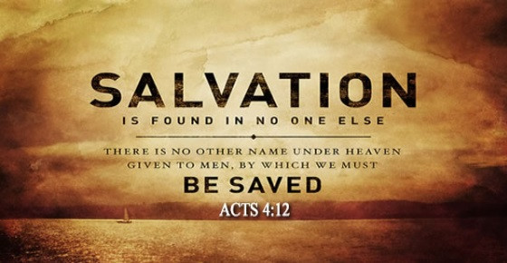 Bible Verses About Salvation: God's Plan For Us