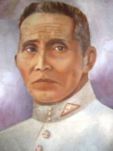 Damaso tirona, the Founder and Father of Sabang Church of Christ Disciples.