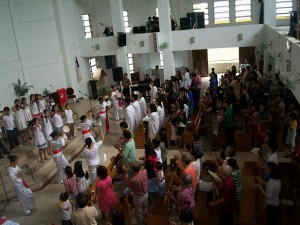 JULY 25, 2010 84th Church Anniv Worship