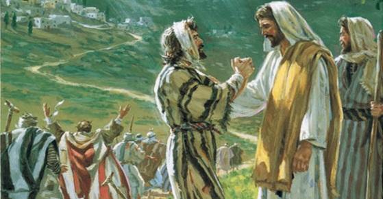 The Thankful Leper
