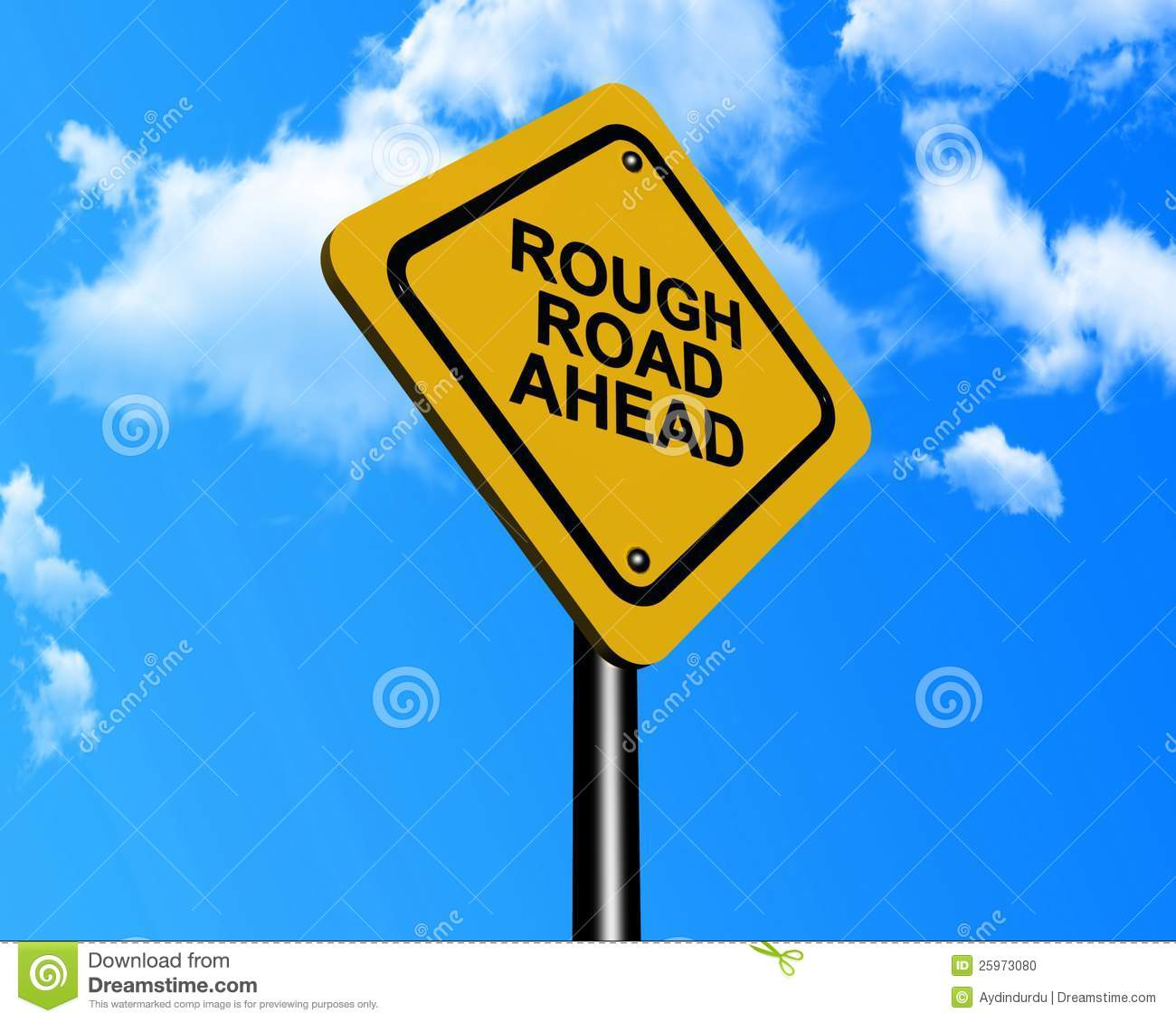 http://www.dreamstime.com/stock-photo-rough-road-ahead-sign-image25973080