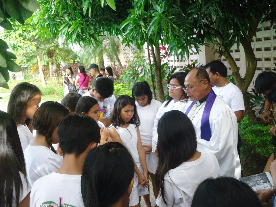 SCCD Comm 2013 Baptism