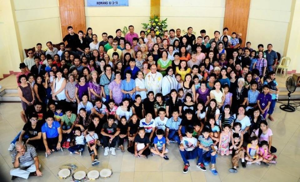 SCCD 2013 Congregation Pic