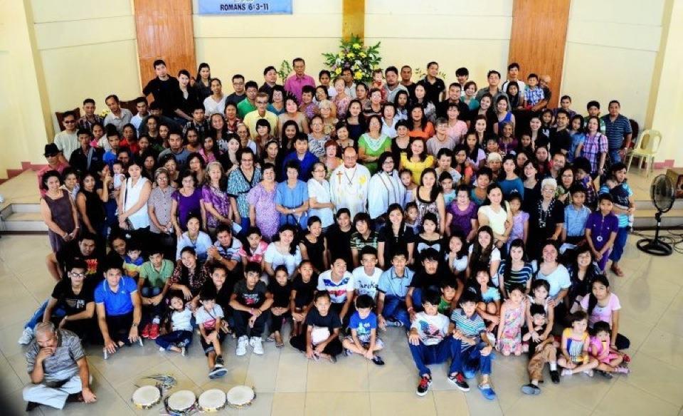 SCCD 2013 Congregation Pic