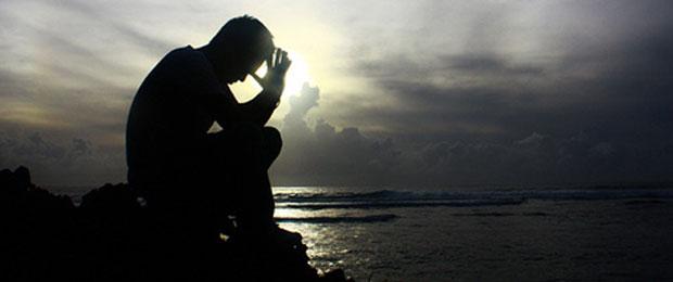 Silent Before God