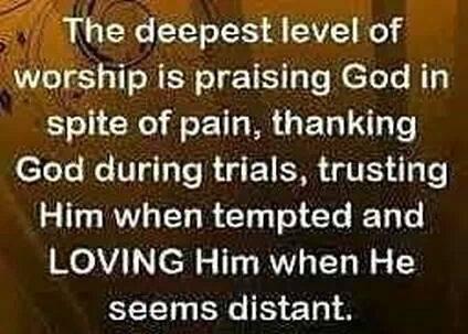 faith for Healing