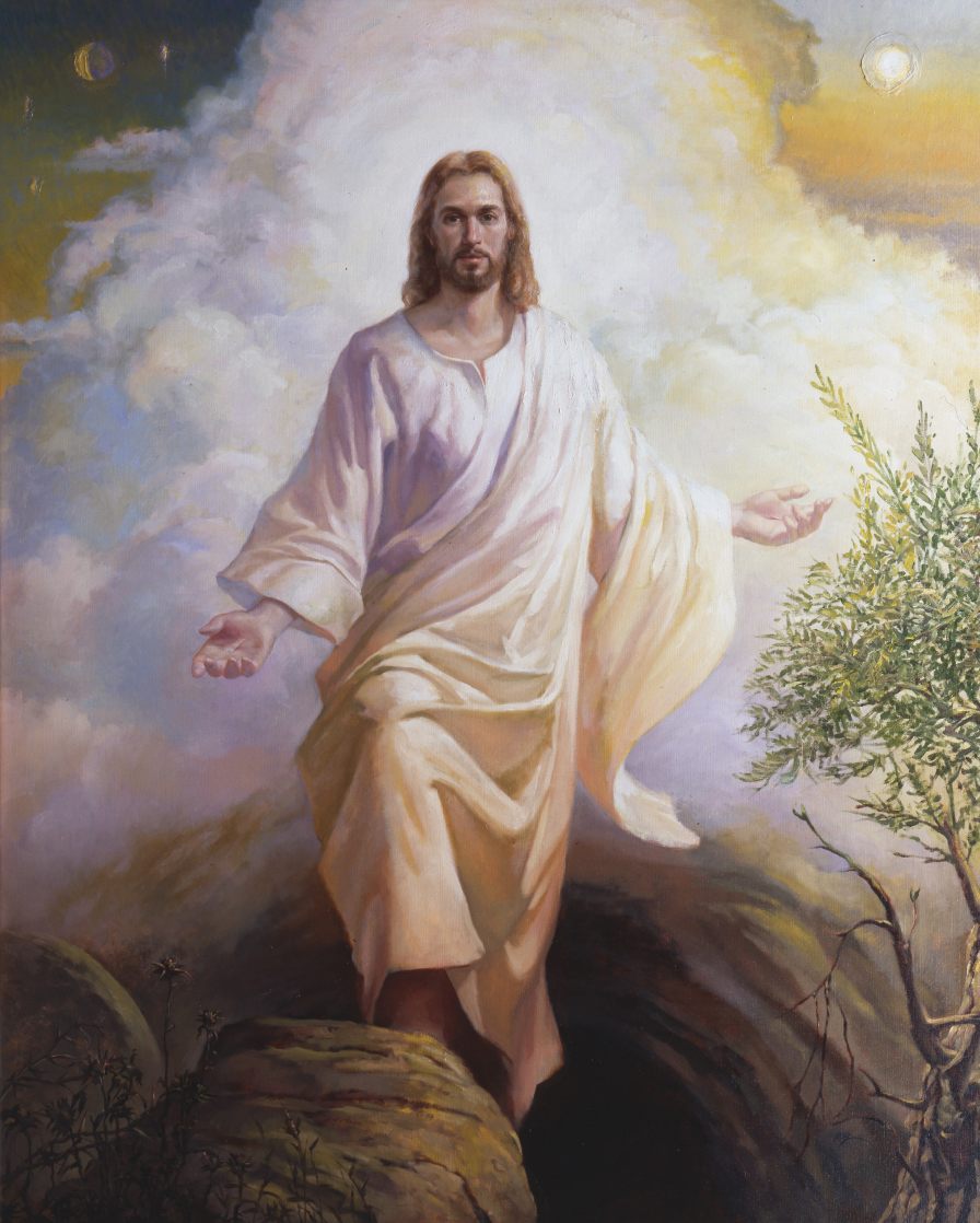 the resurrection of jesus christ The resurrection of christ is the basis upon which all christianity stands the first theory is that of strauss, that the appearances of jesus after his death on the cross were visions generated by the imaginations of the disciples (ramsey 48).